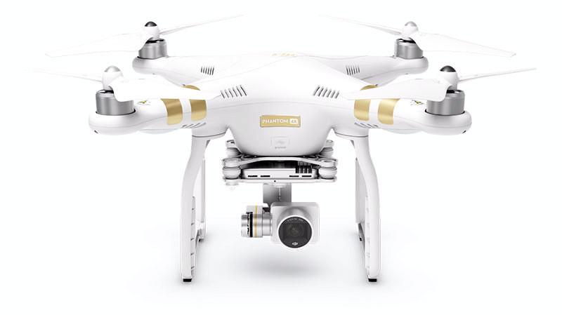 Drone Review: 10th Anniversary Promotion – DJI 4K Phantom 3