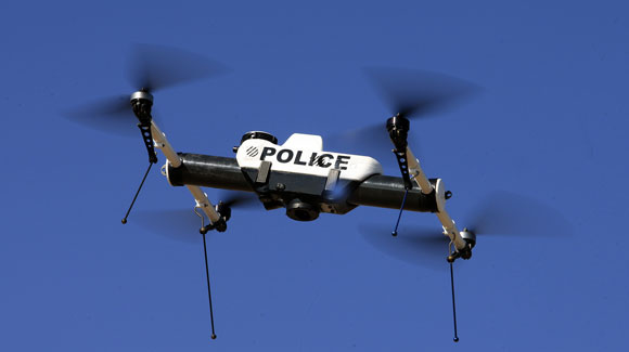 Can Drones Replace Human Security Guards