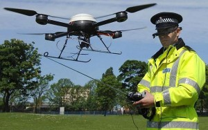 Drone Police