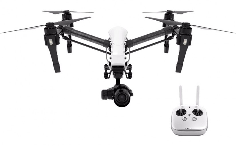Drone Review: DJI Inspire 1 Raw